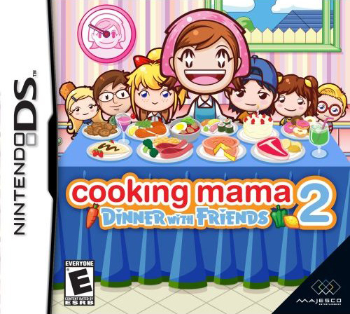 Thumbnail 1 for Cooking Mama 2: Dinner with Friends *COMPLETED*